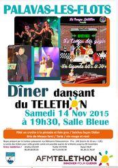 Téléthon_Affiche 2015